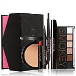 FOCALLURE 6Pcs Cosmetics Makeup Set