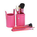 12Contour Brush / Makeup Brushes Set / Blush Brush / Eyeshadow Brush / Lip Brush / Brow Brush / Eyeliner Brush / Eyelash Brush dyeing