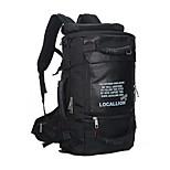 45 L Походные рюкзаки Путешествия Вещевой рюкзак Заплечный рюкзак Восхождение Спорт в свободное время Отдых и туризм ПутешествияПригодно