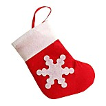 Christmas Cute Mini Socks Knife And Fork Cover