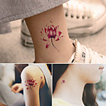 1 Tattoo Stickers Animal SeriesBaby / Child / Women / Men Flash Tattoo Temporary Tattoos