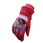 Ski Gloves Full-finger Gloves Women's / Men's Activity/ Sports Gloves Keep Warm / Anti-skidding / Waterproof Gloves Snowboarding Polyester