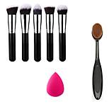Makeup Brush Foundation Face Beauty Powder Blender Sponge