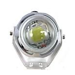 1PCS 10W Universal Car LED DRL 10W LED Fog Lamp Motorcycle LED Driving Lamp