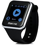 MIFONE Smart Watch with 2.5D Curved Sapphire Touch Screen Tpsiv Anti Allergy Strap Bluetooth Smartwatch Phone Android Watch