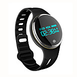 E07 Smart BraceletWater Resistant/Waterproof Long Standby Calories Burned Pedometers Exercise Log Sports Touch Screen Distance Tracking