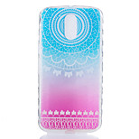 For Motorola Moto G4 Plus Case Cover Dream catcher Pattern Back Cover Soft TPU G4