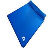 Надувой коврик Двойная ширина Двуспальный комплект (Ш 200 x Д 200 см) 20 Надувной 180X60 Походы / ПутешествияВлагонепроницаемый /