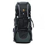 70 L Заплечный рюкзак Восхождение Спорт в свободное время Отдых и туризмВодонепроницаемость Защита от пыли Пригодно для носки