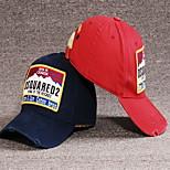 Baseball cap Fashion cap The embroidery Breathable / Comfortable  BaseballSports