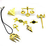 Inspired by Yu Gi Oh Cosplay Anime  Accessories More Accessories Golden Alloy