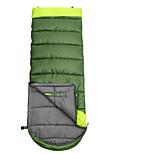 Спальный мешок Прямоугольный Односпальный комплект (Ш 150 x Д 200 см) 10 Пористый хлопокX30Пешеходный туризм Походы Путешествия На
