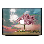 1 pc Scratch Proof PVC Body Sticker Tree Pattern For MacBook Pro 15'' with Retina / MacBook Pro 15'' / MacBook Pro 13'' with Retina / MacBook