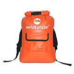 22L Hydration Pack & Water Bladder Camping & Hiking / Climbing / Traveling Waterproof / Wearable / Compact / FloatingYellow / Red /