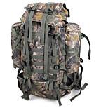 80 L Backpack / Waist Bag/Waistpack / Hiking & Backpacking Pack / Cycling BackpackCamping & Hiking / Climbing / Leisure Sports /