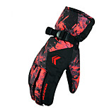 Ski Gloves Full-finger Gloves Women's / Men's Activity/ Sports Gloves Snowproof Gloves Snowboarding Polyester Winter