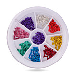 1pcs Nagel-Kunst-Dekoration Strassperlen Make-up kosmetische Nail Art Design