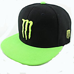 Hat Unisex Comfortable Protective Reflective Trim/Fluorescence for Leisure Sports Baseball
