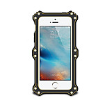 LOVE MEI for Apple iPhone SE 5s 5 Case Cover Water Dirt Shock Proof Full Body Solid Color Hard Metal