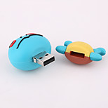 ZP USB2.0 128 gb cartoon tortoise flash drive