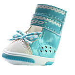 Dog Shoes & Boots Casual/Daily Winter / Summer / Spring/Fall Polka Dots PU Leather