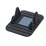 Universal Desk Holder Soft Silicone Desktop Anti Slip Mat Holder Bracket Moible Phone Holder Car