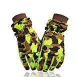 Ski Gloves Full-finger Gloves Women's / Men's Activity/ Sports Gloves Waterproof / Windproof / Snowproof Gloves Snowboarding Nylon Winter