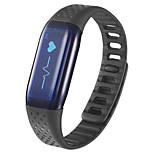 Lifesense Mambo HR Smart BraceletWater Resistant/Waterproof / Long Standby / Calories Burned / Pedometers / Health Care / Sports / Heart