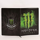 Travel Passport Holder & ID Holder Waterproof / Dust Proof / Portable Travel Storage PVC Monster Energy