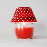 Desk Lamp Modelling Candles 7.5*9Cm  Color Random