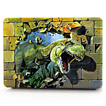 3D Tyrannosaurus MacBook Computer Case For MacBook Air11/13 Pro13/15 Pro with Retina13/15 MacBook12