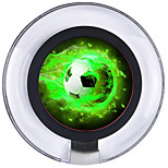 Qi Standard Wireless Chargers 5V 2A Football cartoon Kit for Samsung Galaxy S5