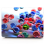 For MacBook Air 11 13 Pro 13 15 Case Cover Polycarbonate Material Polka Dots