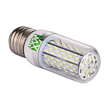 YWXLight E27 7W 120 SMD 3014 550-650 LM Warm White / Cool White Corn Bulbs AC/DC 24 V