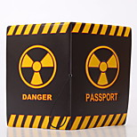 Travel Passport Holder & ID Holder Waterproof / Dust Proof / Portable Travel Storage PVC