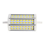 15W R7S LED Floodlight T 48 SMD 5730 1400 lm Warm White / Cool White AC85-265 V 1 pcs