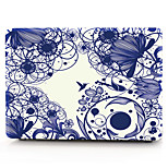 For MacBook Air 11 13 Pro 13 15 Case Cover Polycarbonate Material Flower