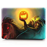 For MacBook Air 11 13 Pro 13 15 Case Cover Polycarbonate Material Cartoon