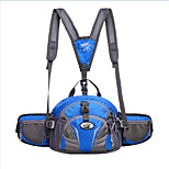 20 L Backpack / Waist Bag/Waistpack / Hiking & Backpacking Pack / Cycling BackpackCamping & Hiking / Climbing / Leisure Sports /