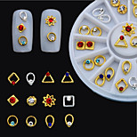 1PCS Nail Art Accessories Metal Set Suger