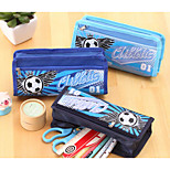 The Large Capacity Soccer Ball Pen Bag