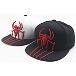 The new children's three-dimensional embroidery spider flat along the baseball hat Lovely baby cartoon Breathable / Comfortable  BaseballSports