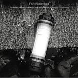 Lucerny a stanová světla LED 100 Lumenů 5 Režim LED Batterie lithium Voděodolný DobíjecíKempování a turistika Potápění a vodáctví