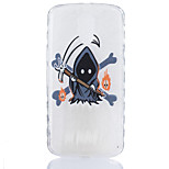 For Motorola Moto G4 Plus Case Cover Death Pattern Back Cover Soft TPU G4