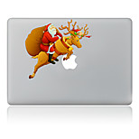 Christmas Santa Claus Gift Decorative Skin Sticker for MacBook Air/Pro/Pro with Retina