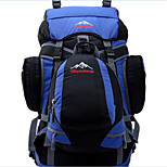 50 L Travel Duffel / Hiking & Backpacking Pack / Cycling Backpack Camping & Hiking / Climbing / Leisure Sports / Cycling/Bike / Running
