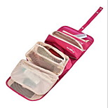 1 L Toiletry Bag Traveling Multifunctional Terylene
