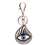 Key Chain Sphere Key Chain Bronzed Metal