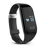 Heart Rate Monitor Movement Pedometer Waterproof Anti - Lost Bluetooth Smart Bracelet