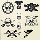 Tattoo Stickers Non Toxic PatternWomen Men Adult Teen Flash Tattoo Temporary Tattoos